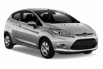 FORD FIESTA 1.3 from Keddy by Europcar