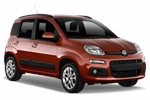 FIAT PANDA 1.2 from Keddy by Europcar
