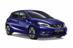NISSAN PULSAR 1.6 from Keddy by Europcar