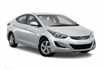 HYUNDAI ELANTRA 2.0 from Keddy by Europcar