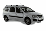 LADA LARGUS 1.6 от Keddy by Europcar