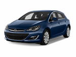 OPEL ASTRA from National