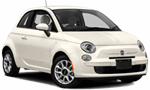 Fiat 500 from SurPrice Cars