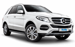 Mercedes SUV GLE250D от Thrifty