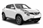 Nissan Juke from Nokta Rent A Car